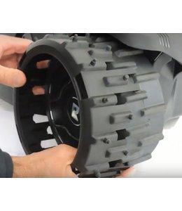 Robomow RoboGrips voor brede wielen RS