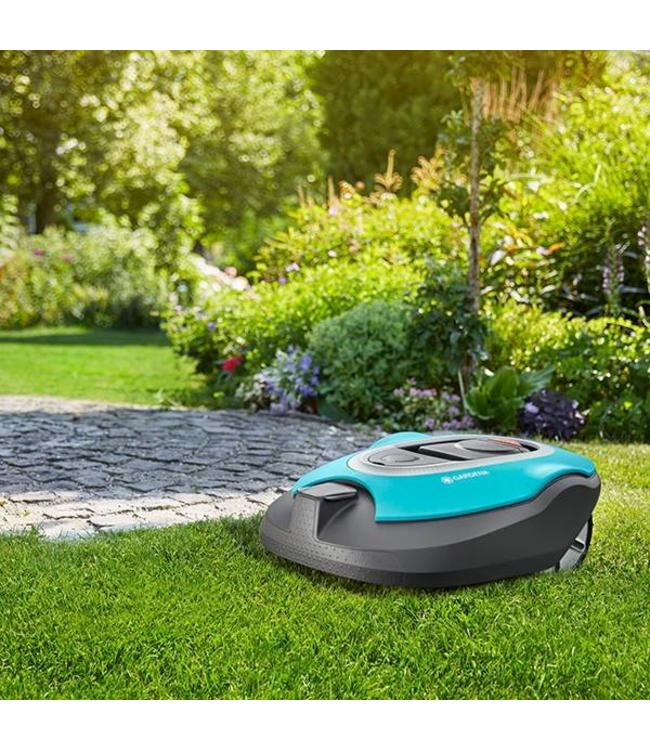 gardena smart sileno set 1000 m robocleaners. Black Bedroom Furniture Sets. Home Design Ideas
