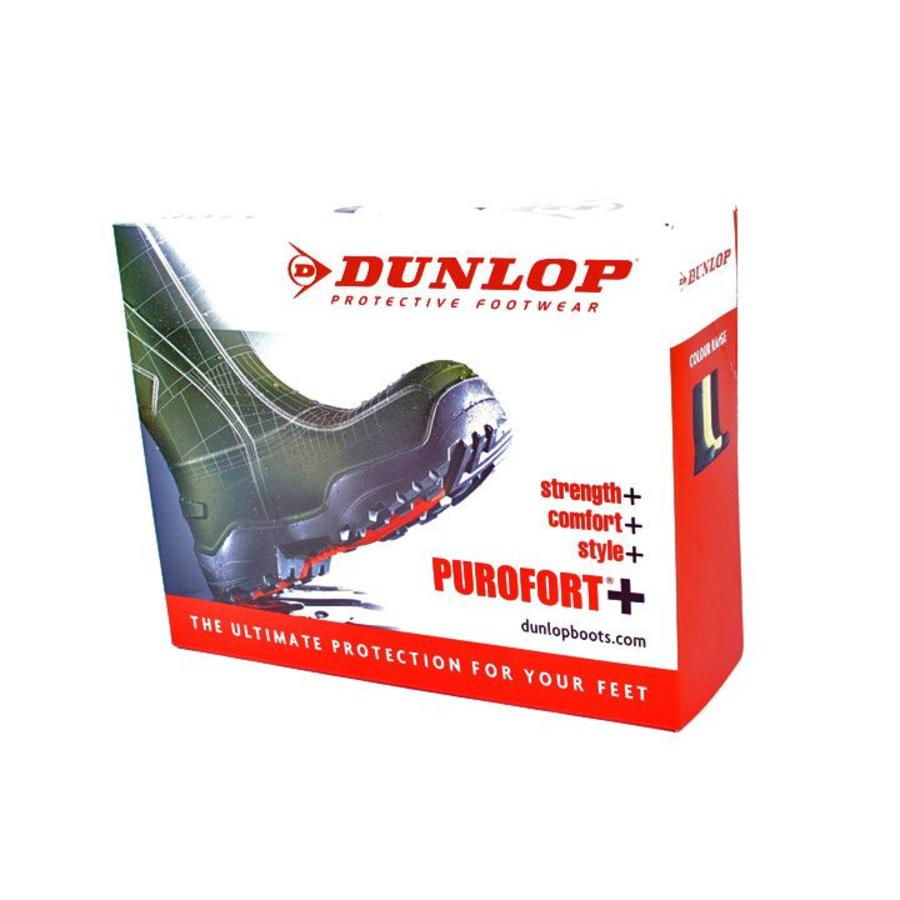 D760933 Purofort+ knielaars groen