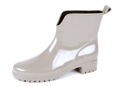 Gevavi Boots 400W dames enkellaars pvc grijs