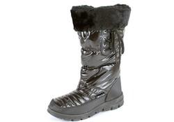 Gevavi Boots CW38 gevoerde dameslaars zwart