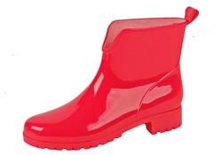 Gevavi Boots 400W dames enkellaars pvc roze