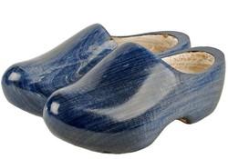 Gevavi VV - Houten klomp Jeans blauw