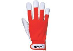 Gevavi Safety GP02 Industry Rood Handschoenen