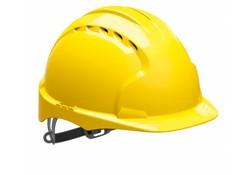 Gevavi Workwear EVO2 Geel Veiligheidshelm