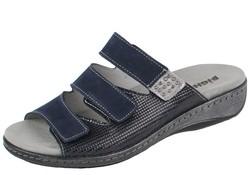 BigHorn 6047 slipper blauw