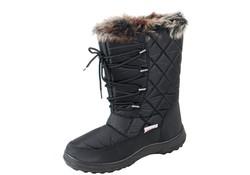 Gevavi Gevavi Boots - CW91 gevoerde dameslaars zwart