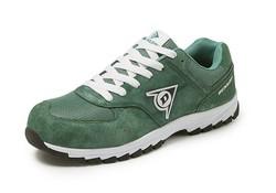Dunlop Shoes Flying Arrow Groene Lage Veiligheidssneakers S3 Uniseks