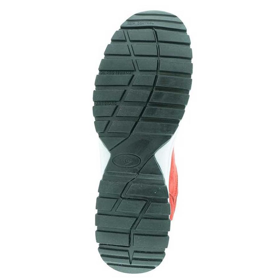 Flying Arrow Rood Lage Veiligheidssneakers S3 Uniseks