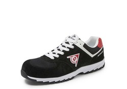 Dunlop Shoes Flying Arrow Zwart Lage Veiligheidssneakers S3 Uniseks