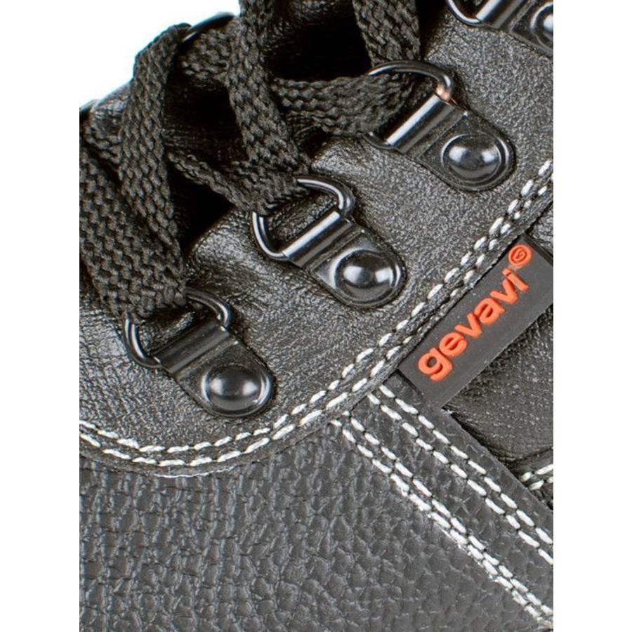 GS02 Zwart Hoge Veiligheidsschoenen S3 Uniseks
