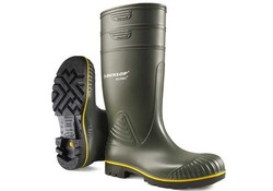 Dunlop B440631 Acifort Groen Knielaarzen Heren
