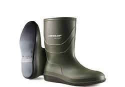 Dunlop B550631 Groen Kuitlaarzen Heren
