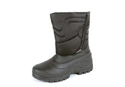 Gevavi Boots CW39 Zwart Gevoerde Herenlaarzen
