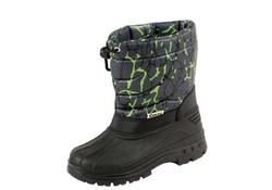 Gevavi Boots CW60 Groen Gevoerde Kinderlaarzen