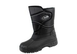 Chuva CW72 Zwart Gevoerde Laarzen Heren
