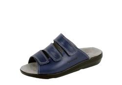 BigHorn 3201 Blauw Slippers Dames