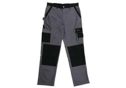 Gevavi Workwear GW01 Grijs Werkbroek Heren