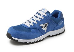 Dunlop Shoes Flying Arrow Blauw Lage Veiligheidssneakers S3 Uniseks