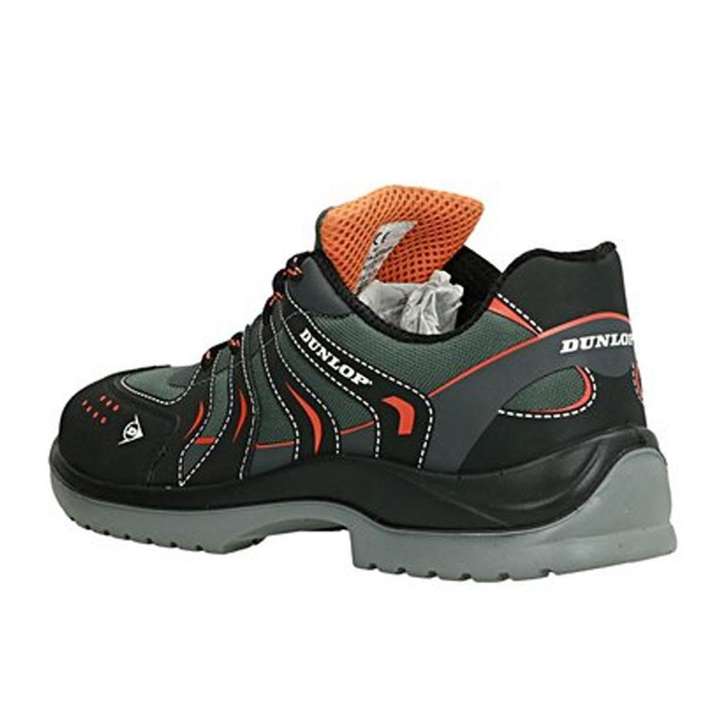 Chaussures De Sécurité Des Hommes (43, Noir / Gris)