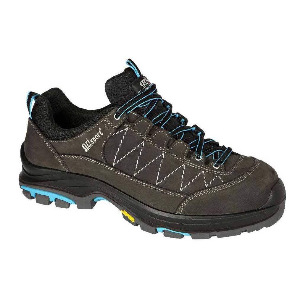 Chaussures De Sécurité (41, Turquoise / Gris) Hommes