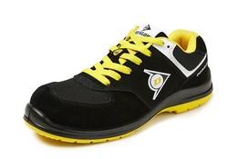 Dunlop Shoes Dunlop - Flying Sword lage veiligheidssneaker S3 zwart/geel