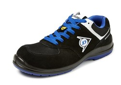 Dunlop Shoes Dunlop - Flying Sword lage veiligheidssneaker S3 zwart/blauw