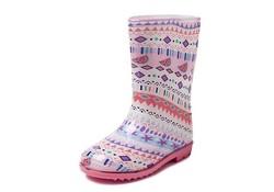 Gevavi Boots Lies PVC Roze Meisjeslaarzen