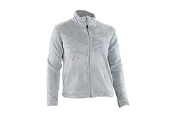 Gevavi Ten Degrees GT03 Grijs Teddy Coral Fleece Jacket Dames