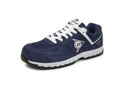 Dunlop Shoes Flying Arrow S3 Navy Lage Veiligheidssneakers Uniseks