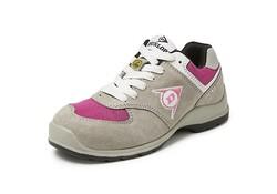Dunlop Shoes Lady Arrow S3 Grijs Lage Veiligheidssneaker Dames