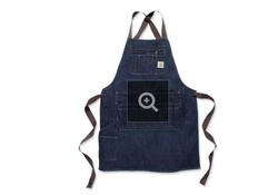 Carhartt Denim Apron Dark Blue Ridge Schort