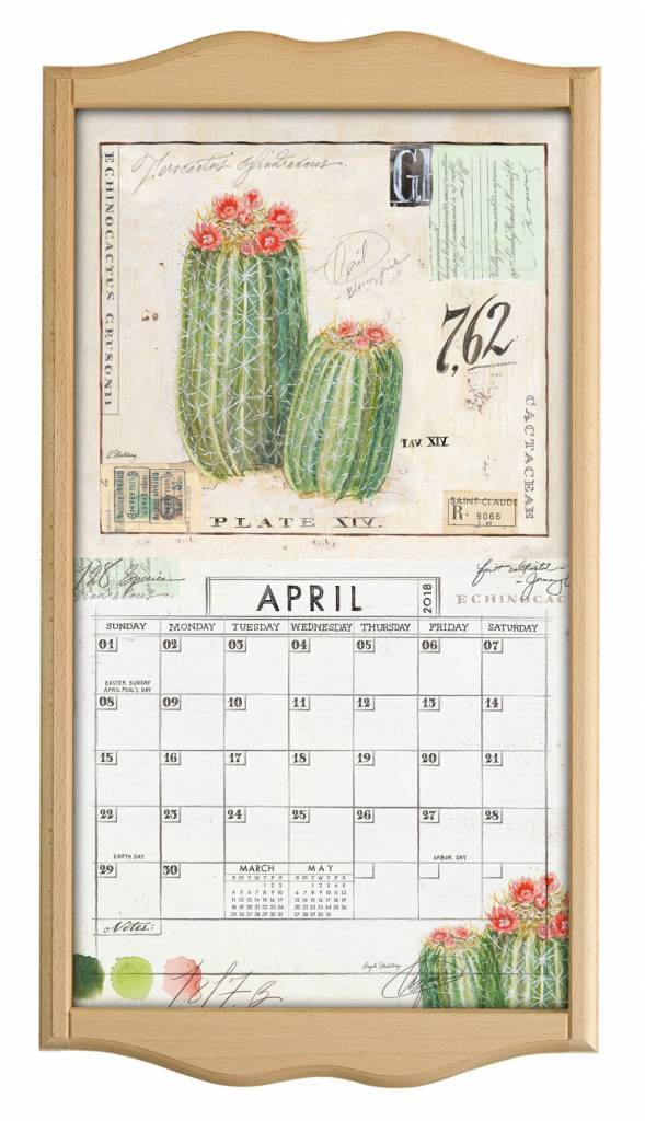 Kalenderrahmen classic unbehandeltem blank | shoplegacy