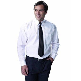 TEWI Cityhemd overhemd korte en lange mouwen