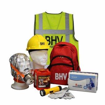 BHV uitrusting voor rugtas