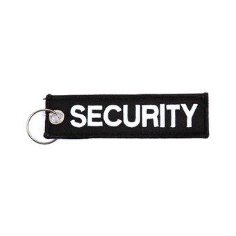 Sleutelhanger SECURITY 100% nylon