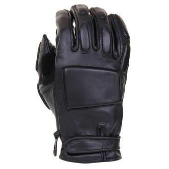 Politie handschoenen 100% leer