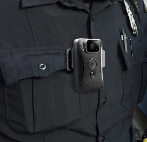 Bodycam voor agent