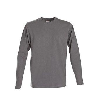 PRINTER T-shirt met lange mouwen