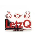 LetzQ Competition Pin