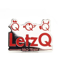 LetzQ LetzQ Competition Pin
