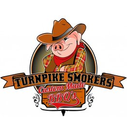 TurnPike Smokers Competition Pin