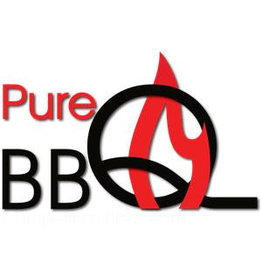 PureBBQ Competition Pin