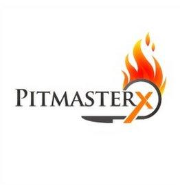 PitMasterX Sticker Pin