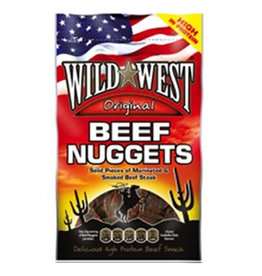 Wild West Wild West Beef Original Nuggets 25 gram