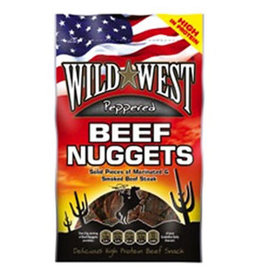 Wild West Wild West Beef Pepered Nuggets 25 gram