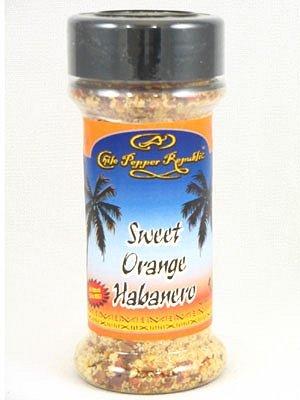 Chilli Pepper Republic Sweet Orange Habanero