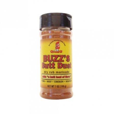 Buzz's Butt Dust Dry Rub