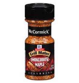 McCormick McCormick Smoke House Maple rub