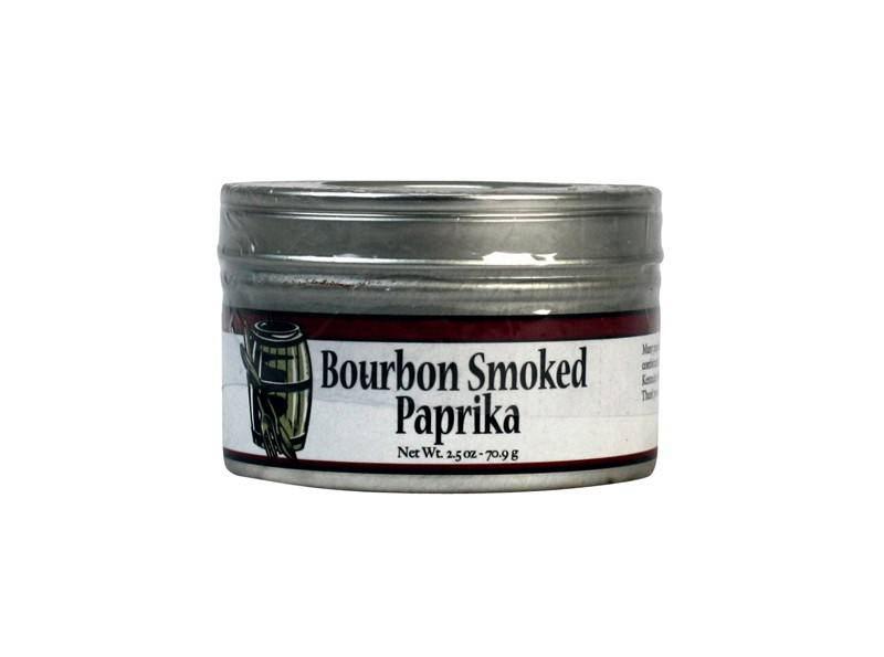 Bourbon Smoked Parika